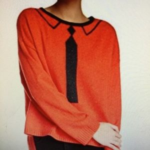 Wildfox 'Vintage Tie Dinner Party' Sweater Size S